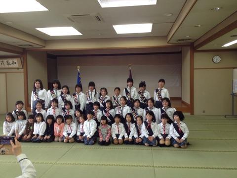 ガールスカウト長野県第41団
