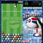【ゲーム】 Pepsi handball