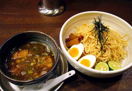 紀州和歌山ラーメン たかし つけ麺(大盛り)