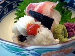 京料理・京の宿 菊水 向付(鱧おとし)