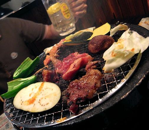 浦江亭 焼肉