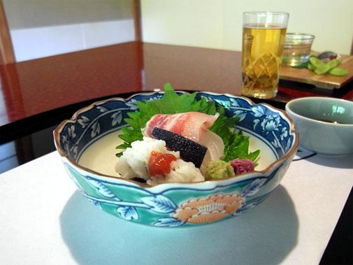 京料理・京の宿 菊水 向付