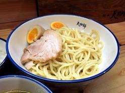 麺や 天四郎 味玉つけ麺(麺)