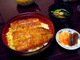 魚伊 うな丼(特上)