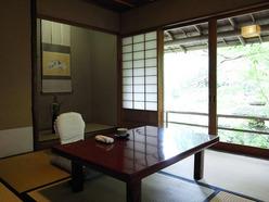 京料理・京の宿 菊水 個室内