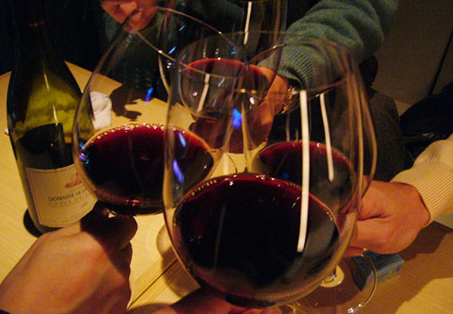 Tre・Tre 赤ワイン