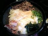 春菜 和牛肉ぶっかけ