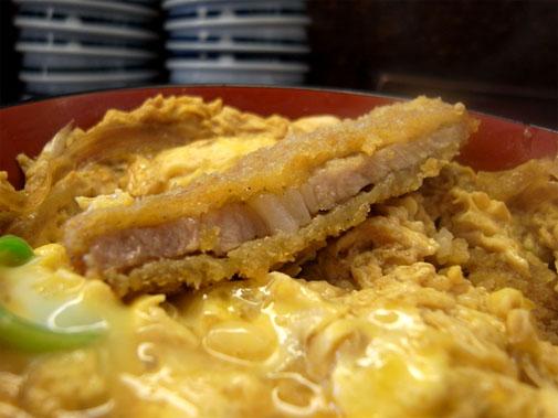 龍 i 龍 堺筋本町店 かつ丼(カツアップ)