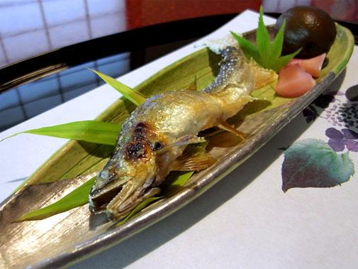 京料理・京の宿 菊水 焼物