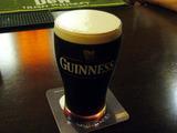 THE TEMPLE BAR ギネスビール
