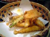丸十 和鮮 わかさぎの天ぷら
