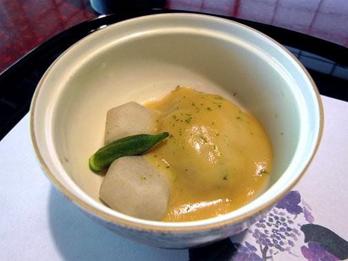 京料理・京の宿 菊水 炊き合わせ