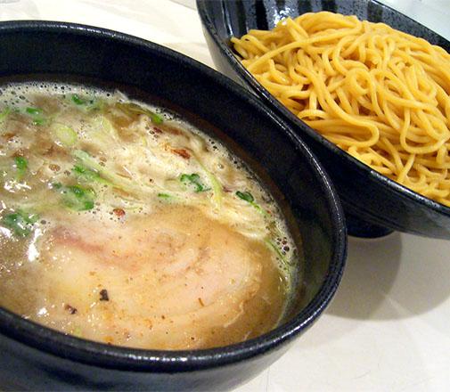 東成きんせい 特製 つけ麺(大盛り)