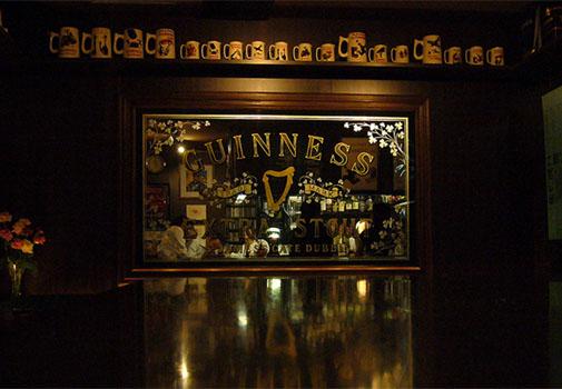 THE TEMPLE BAR 店内
