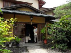 京料理・京の宿 菊水 外観