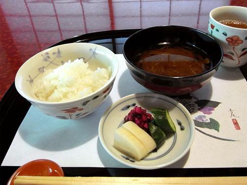京料理・京の宿 菊水 留椀