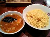 玉五郎 つけ麺 1.5玉