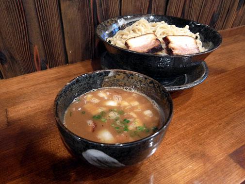 麺屋 わっしょい 男のつけ麺(400g)