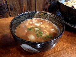 麺屋 わっしょい 男のつけ麺(つけ汁)
