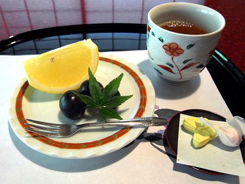 京料理・京の宿 菊水 水物