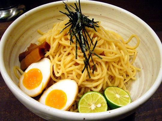 紀州和歌山ラーメン たかし つけ麺(麺)