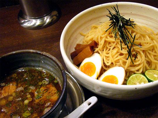 紀州和歌山ラーメン たかし つけ麺(アップ)