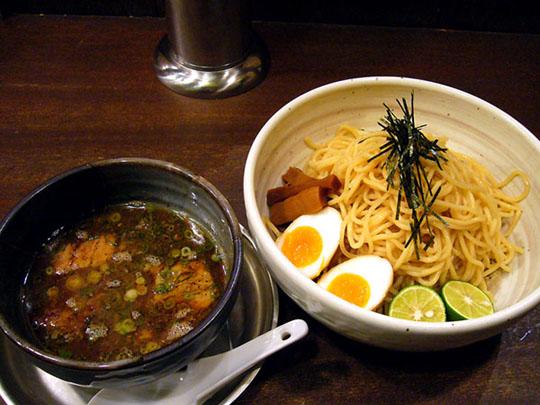 紀州和歌山ラーメン たかし つけ麺