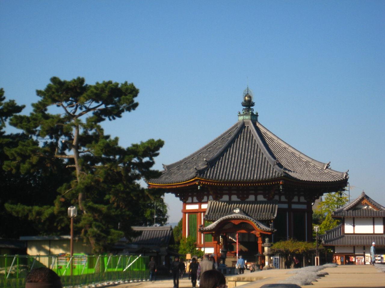 興福寺北円堂秋季特別公開11月7日で終わりました