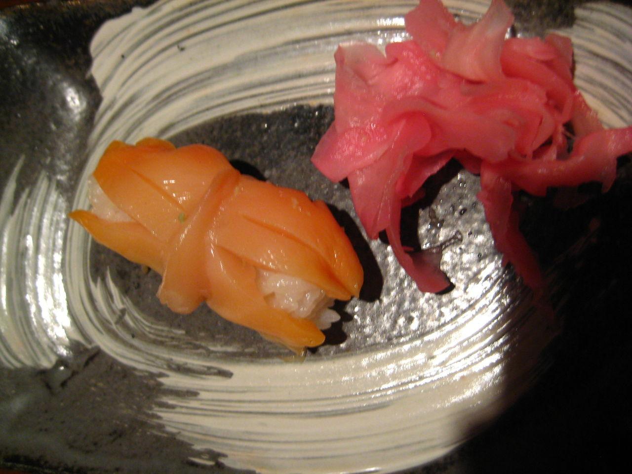 赤貝200円