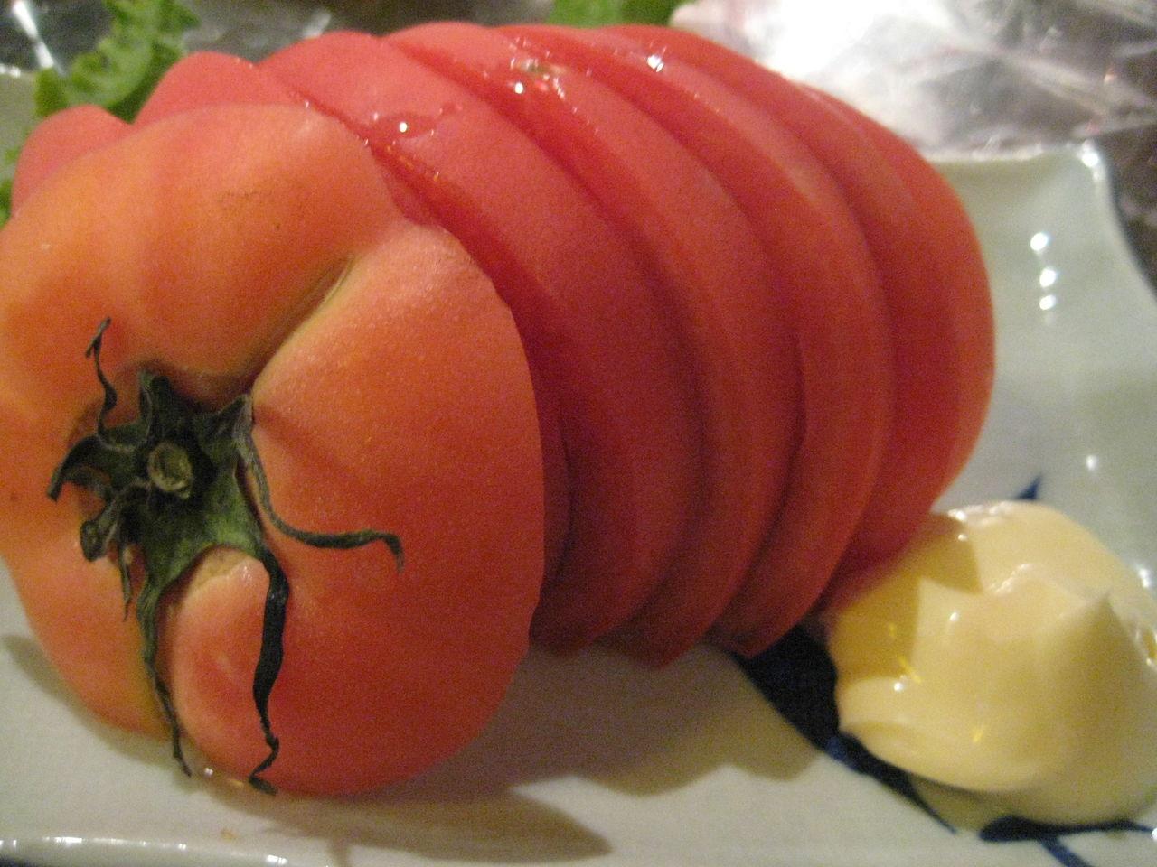 冷トマト380円