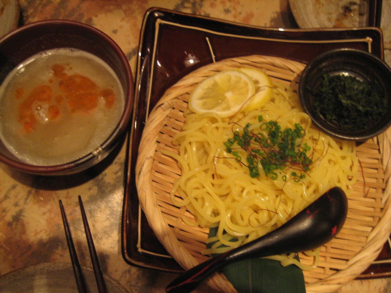 〆の麺セットこっち
