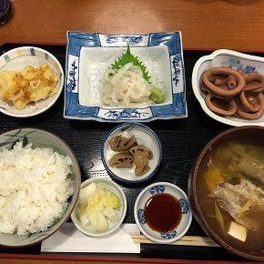 150228イカ定食