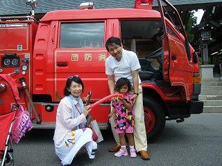 140727レナ消防車