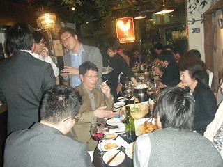 ワインを楽しむ会