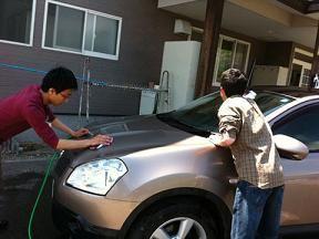 110525洗車