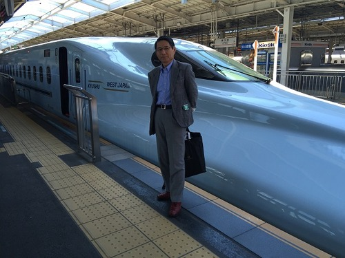 150604新幹線さくら