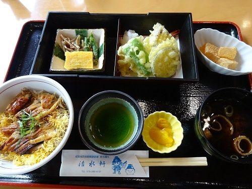 160606穴子丼セット