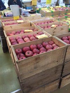 161205イオンリンゴ箱