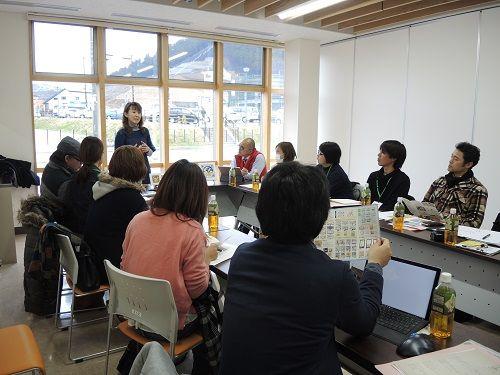 「ふくしま農と食のデザインキャンプ」-宮城県視察研修
