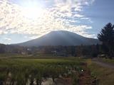 20171027黒姫山(麓から)