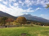 20171027黒姫高原から妙高山を望む
