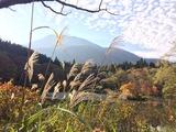 20171027牡鹿池と黒姫山