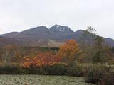 20171028いもり池と妙高山