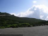 肩の口小屋からの景色