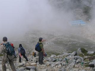 次は木曽駒ケ岳山頂を目指す。
