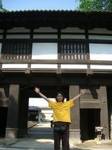 石井さん三の門