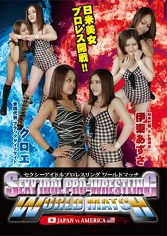 セクシーアイドルプロレスリング ワールドマッチ3 日本vsアメリカ