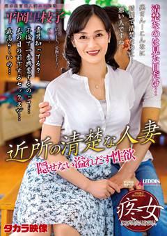 近所の清楚な人妻 平岡里枝子