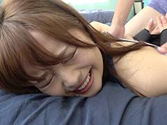 人気AV女優 宮沢ちはるチャンのヨガスタイルで後ろ手拘束くすぐりプレイ!