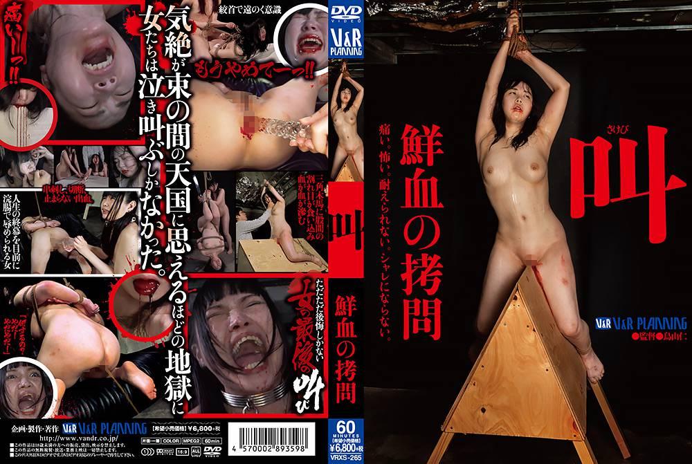【独占配信】鮮血の拷問 叫